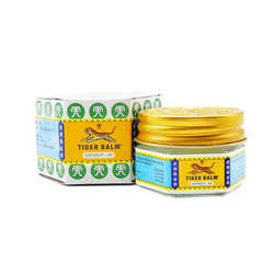 Tiger Balm White 10 g from Thailand White Tiger Balm Ointment