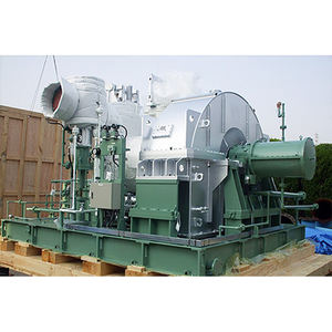 Condensing Steam Turbine Electrical Generator For Power Plant