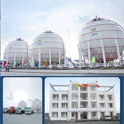 Selling LPG Terminal located in Haiphong City of Vietnam territory