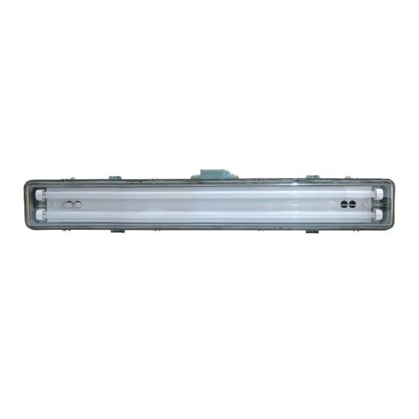 20W 40W PC cover stainless fluorescent office marine ceiling light fixture