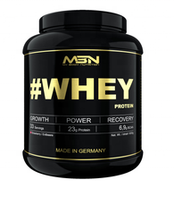 #WHEY - Whey Protein Powder