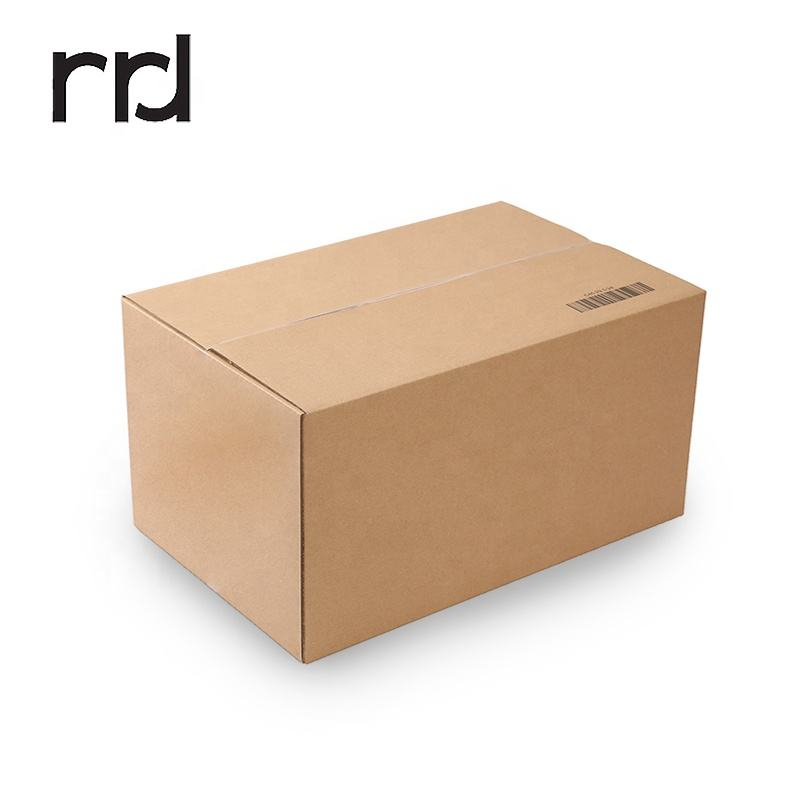 RR Donnelley custom carton packaging moving shipping boxes