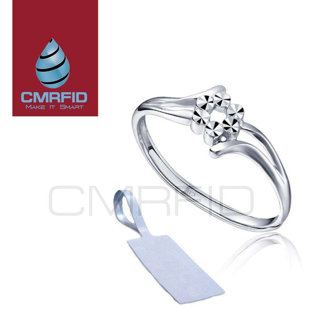 RFID Jewelry Identification Label for Ear Stud