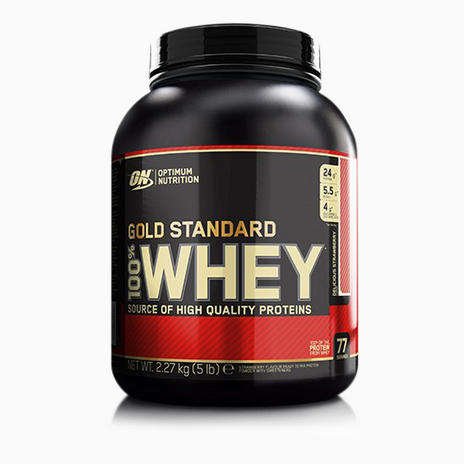Whey Protein 100% Gold Standard For sale