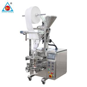 full automatic small dry milk powder vertical form fill seal sachet packing machine