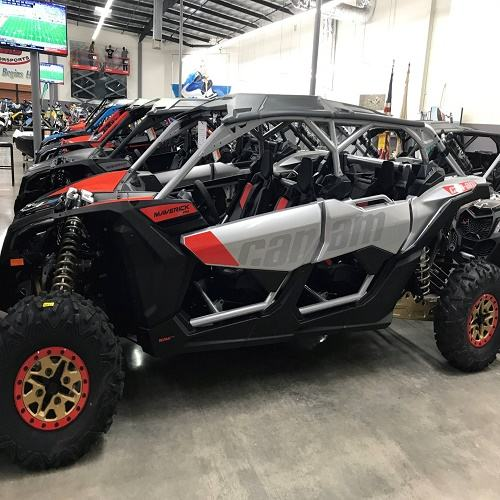 NEW AUTHENTIC 2020 Can Am Maverick X3 MAX X ds-Turbo R UTVs