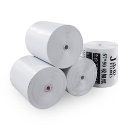 Thermal Paper 57 mm x 25 mm Mini Receipt paper, 10 Rolls