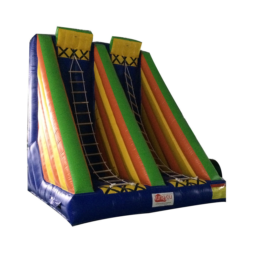 Games Inflatable Commercial Inflatable Ladder For Climb Games For Sale