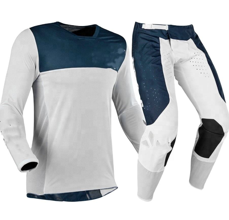 Custom OEM wholesale MX motocross suits Racing shirts for competition games