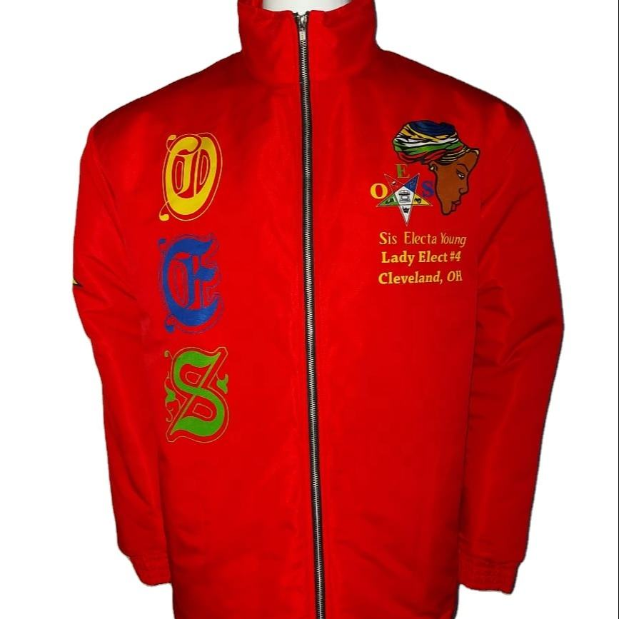 Top quality winter jacket with sublimation printing, best Winter Jacket for men OEM/ODM customized heavy winter jacket