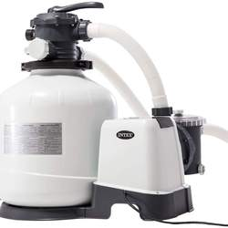 Sand Filter Pump -  Intex 26652 - Universal Above Ground Pools 12 000 Lt / Hr