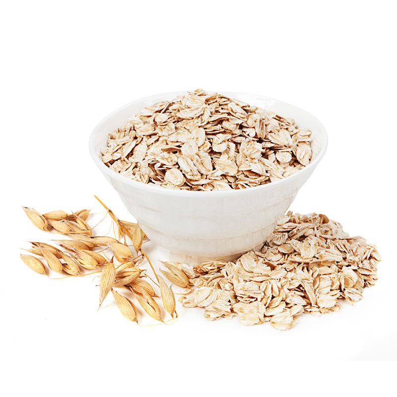 Instant wheat flakes for healthy breakfast