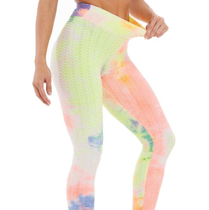 Women GYM fitness running tights cheap multi colors tights compression tights sport yoga pants for Women