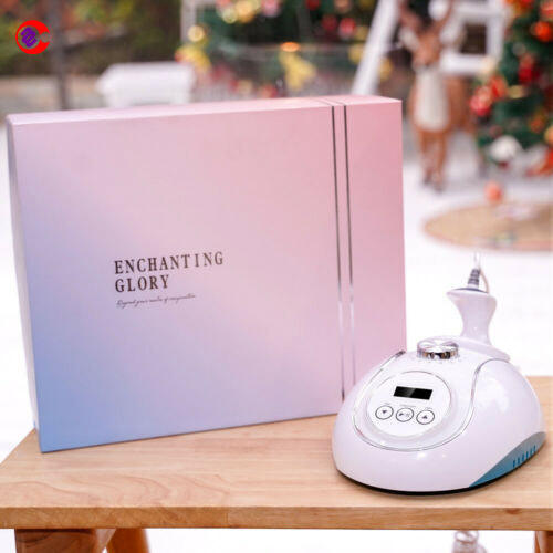 Newest ultrasound complete anti-cellulite fat burner massager cavitation machine