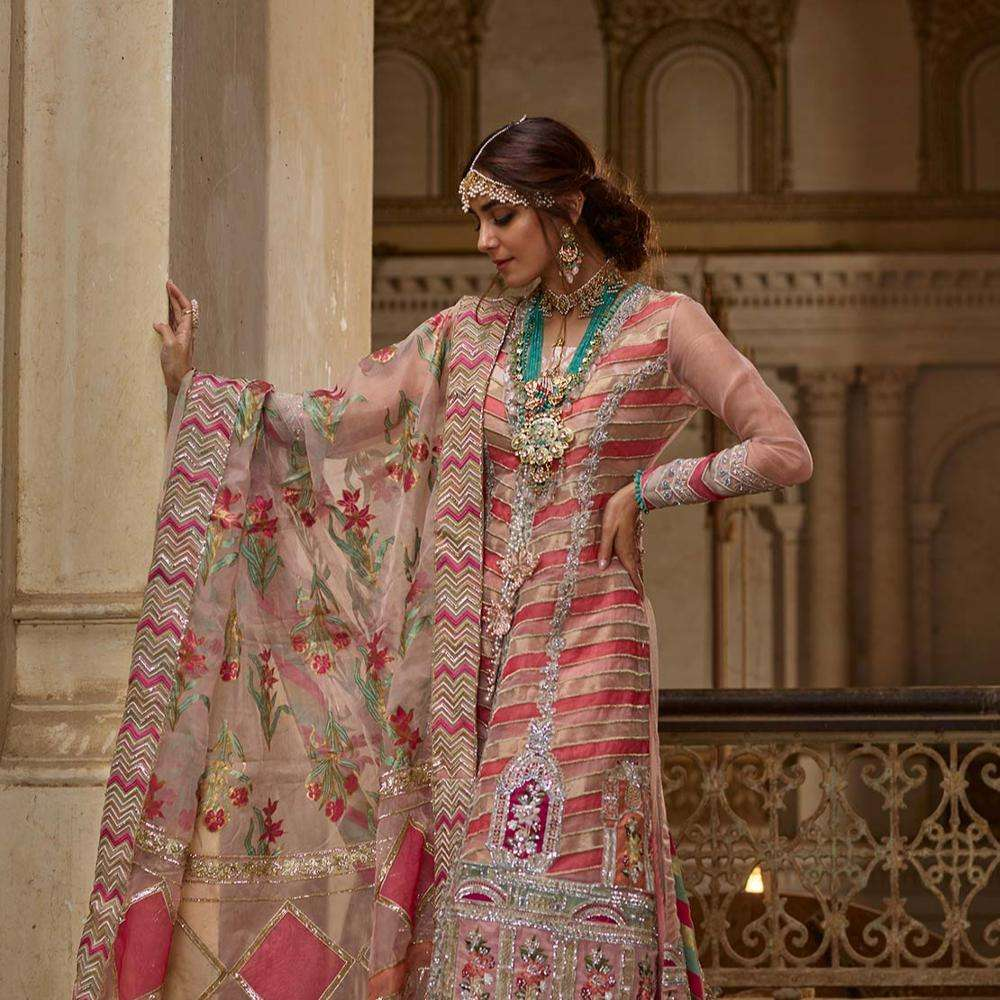 LUXURY COLLECTION Party Wear Indian Pakistani Clothing Unstitched-Stitched 3 Piece suit