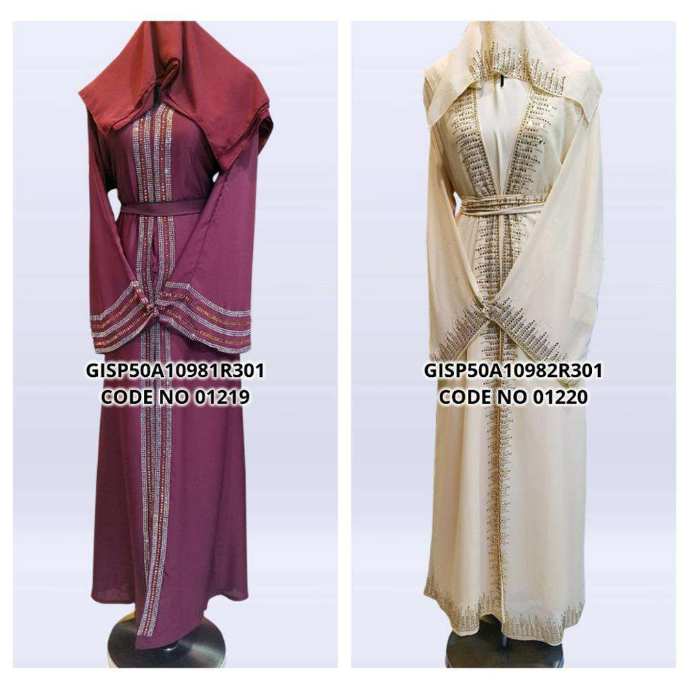 Awesome Middle East Factory Custom Make Latest Kimono Dubai Designs High Quality Arab Abaya Scarf And Hijabs
