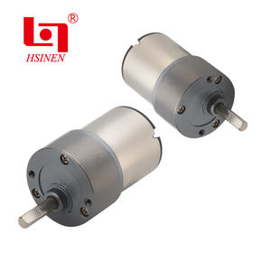 High speed high torque 2500rpm permanent magnet dc motor