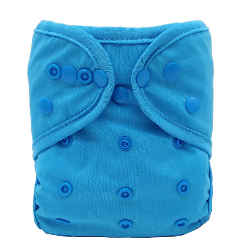 Best Selling Leak Proof PUL Washable Cloth Diaper Covers with Double Gusset