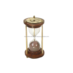 Nautical Sand timer with calender
