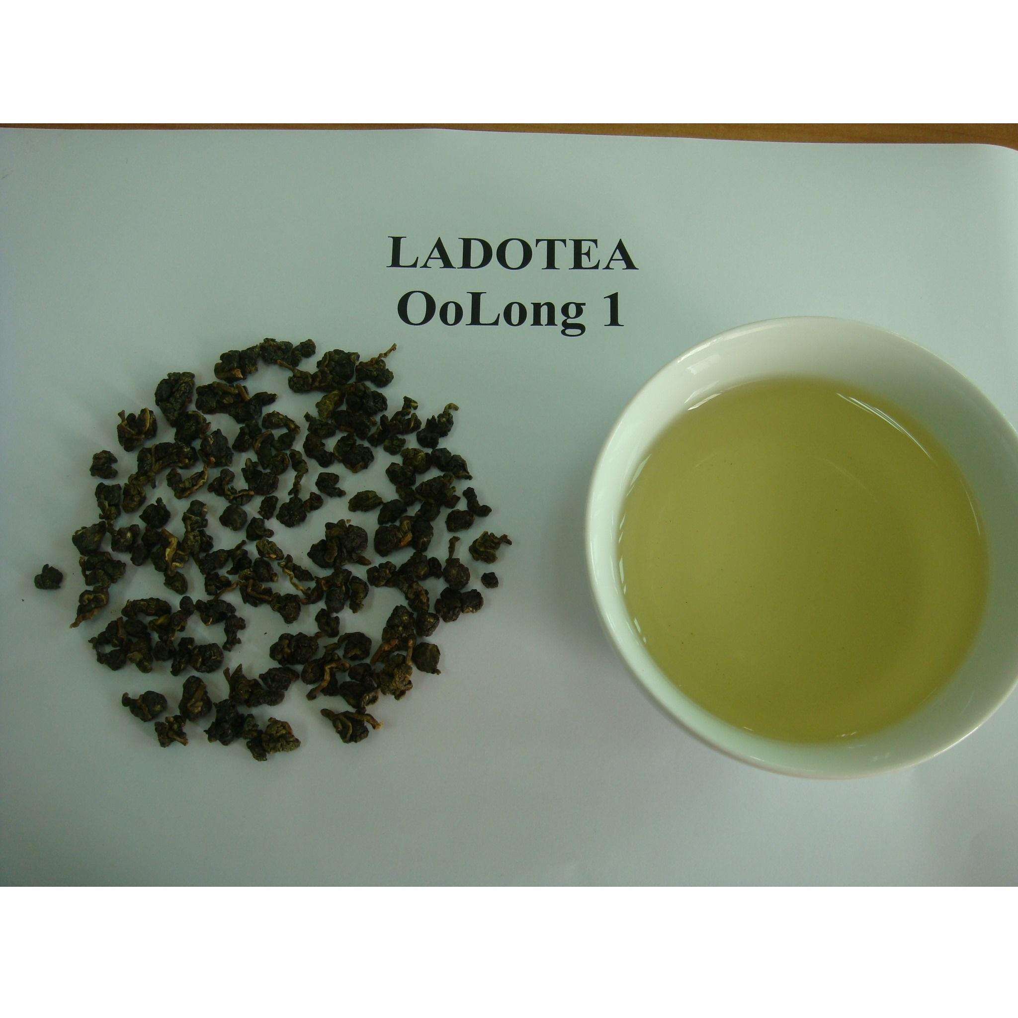 Wholesale Special Grade Fermented Processing Type Ladotea Brand Oolong 1 Tea From Vietnam