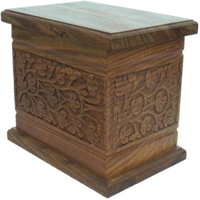 urns ashes & cremation box