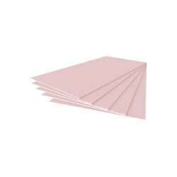 High Standard Fire proof Gypsium Plasterboard for Interior CE Approved F Type