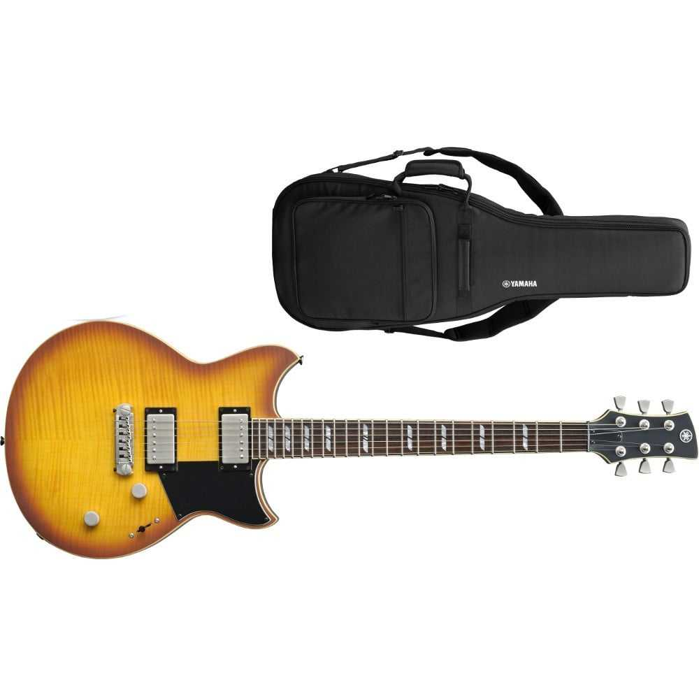 Guaranteed new_YA-MAHA Rev-star RS620 Electric Guitar with Gator Guitar Hardcase _with free shipping