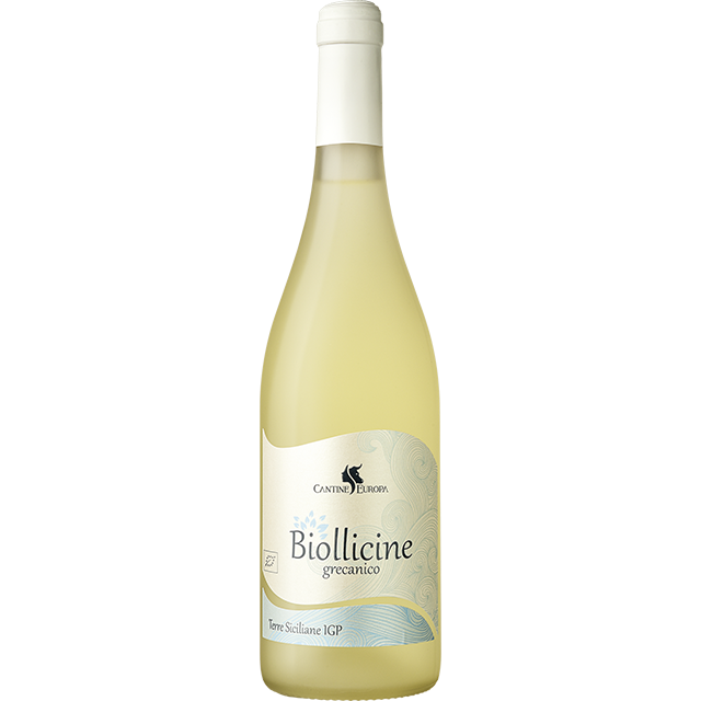 11.5 vol Italian Organic White Wine