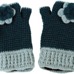 Hand Gloves High Quality Comfortable Warm Woolen open edge h