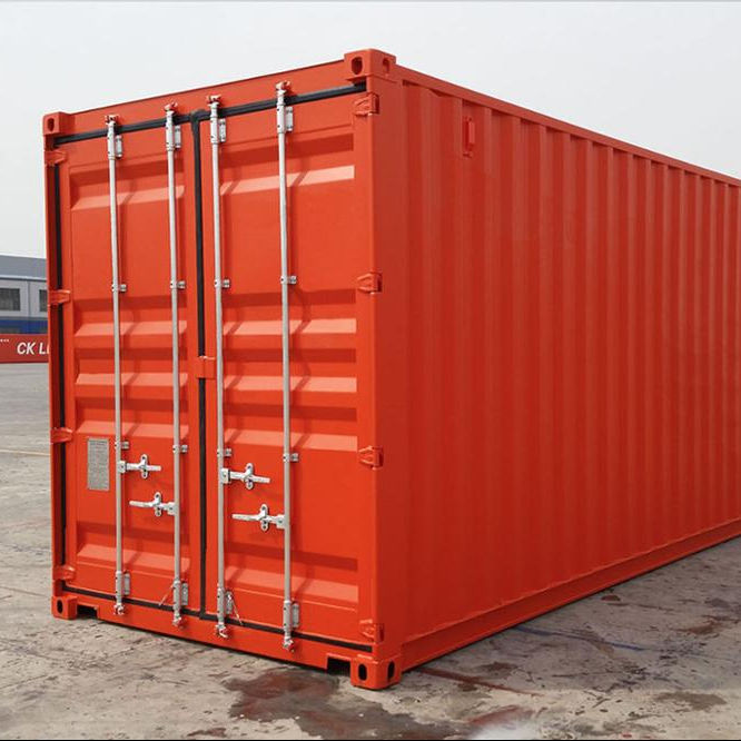 Used Second Hand Empty Sea Worthy 20ft Shipping Container for Sale in Turkey