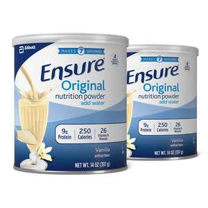 Ensure Original Nutrition Whole Milk Powder