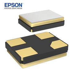 Crystal EPSONFA-20H 40.0000MF10Z-K3 40MHz +-10ppm Crystal 10pF 40 Ohms 4-SMD, No Lead