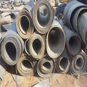 Conveyor belt big rolls scrap