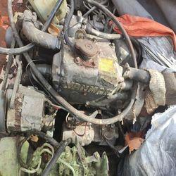Yanmar Diesel Inboard Engine In Good Condition