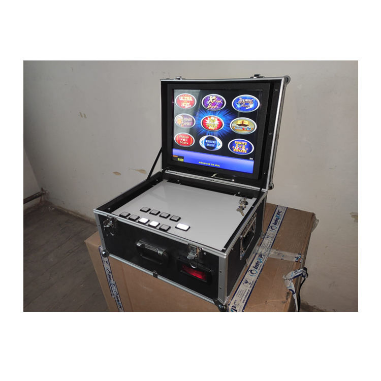 Easy to Move Light Weight Sports Betting Gambling Terminal Slot Machine