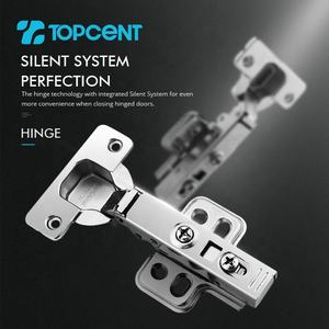 Topcent hot sale soft close hydraulic concealed cabinet door hinge