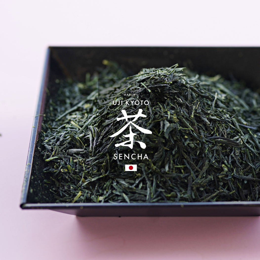 Japanese refreshing and thirst-quenching organic sencha for daily drinking use