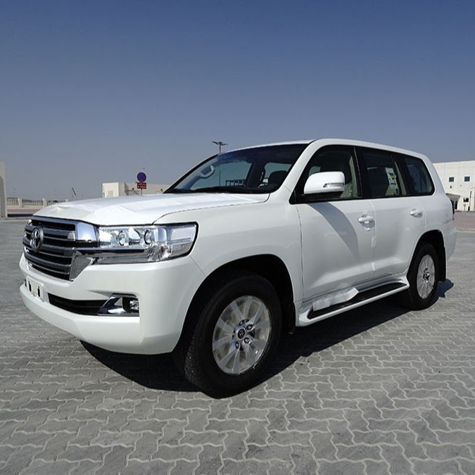 used New Land Cruiser , HighLander, Fortuner for export sales