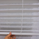 Hot Selling USA Cordless child safety Light formula Faux PVC Venetian Blinds