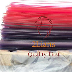 PMMA XT stripes sheets pmma scrap coated pmma plastic recycle industries