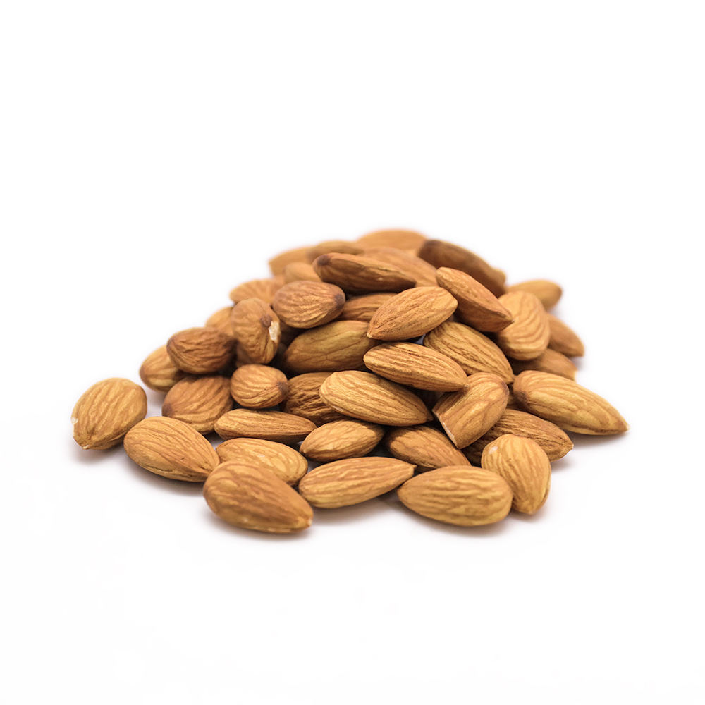 Natural Whole Almond Common Cultivation Type Raw Processing Type Dried Style Optional Packaging