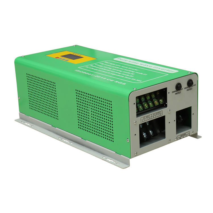 6000w 48V 60a home frequency inverter with charger generator mini kit inverter suoer