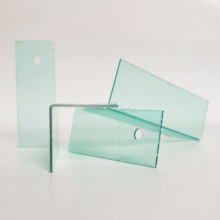 cnc machining bending perspex plate clear colored sheet transparent acrylic