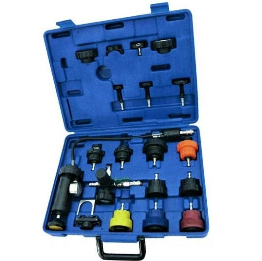 20 PCS RADIATOR PRESSURE TESTER KIT(GS-5563LF)