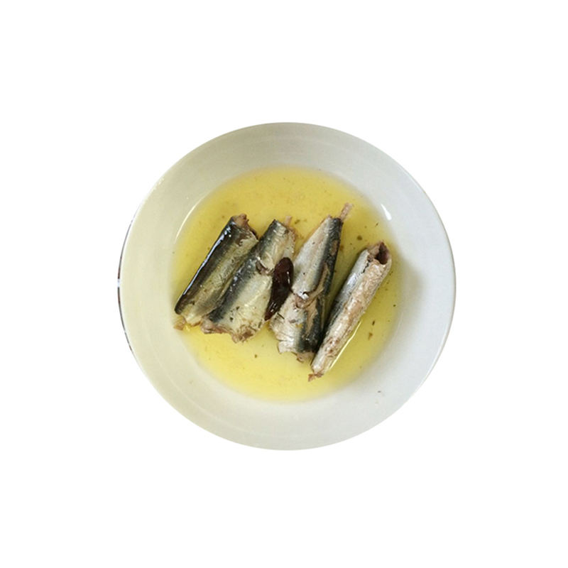 Best QUALITY OVAL Canned sardines in vegetable oil, club can sardine 125g For Sale