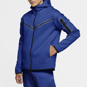 Sportkleding Tech Fleece Jogging Trainingspak Met Uw Merk Logo