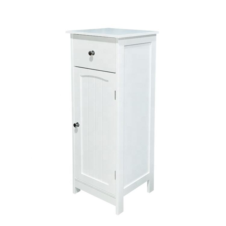 Super september factory promotion wooden small parts storage cabinet with drawers toilet paper storage cabinet
