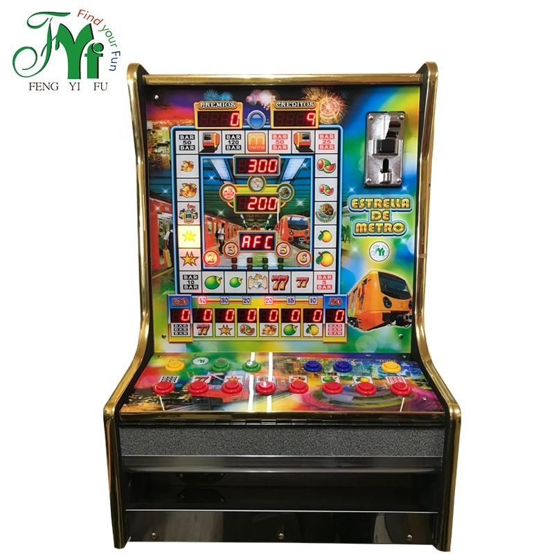 Metro mario Fruit koning 2 game machine voor tragamonedas slot game Gemaakt in Taiwan FengYiFu