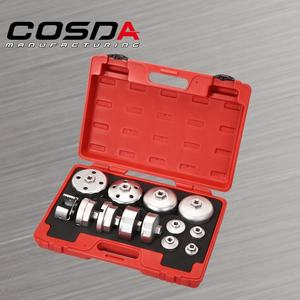 Professional Automotive tools 13pcs cap oil filter wrench set Cup Socket