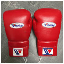 Custom Winning Boxing Gloves, Heavy Weight Professional Boxing RHBG-90573, Soft Boxing Gloves Winning Set